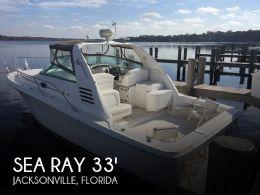1997 Sea Ray 330 Express Cruiser