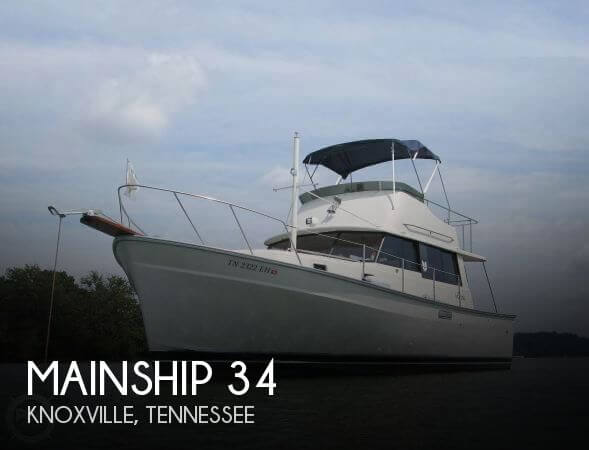 Trawler Yachts For Sale In Tennessee - Page 1 of 1 | Boat Buys