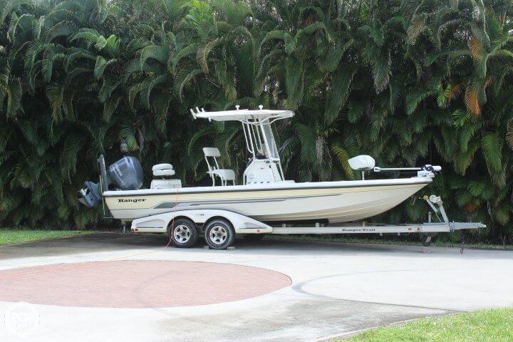 2007 Ranger Boats 24 - Photo #1