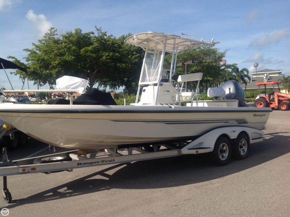 2007 Ranger Boats 24 - Photo #28