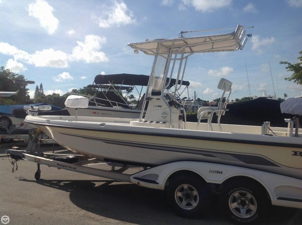 2007 Ranger Boats 24 - Photo #33