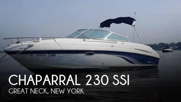Used Chaparral Boats For Sale in New York by owner | 2001 Chaparral 23