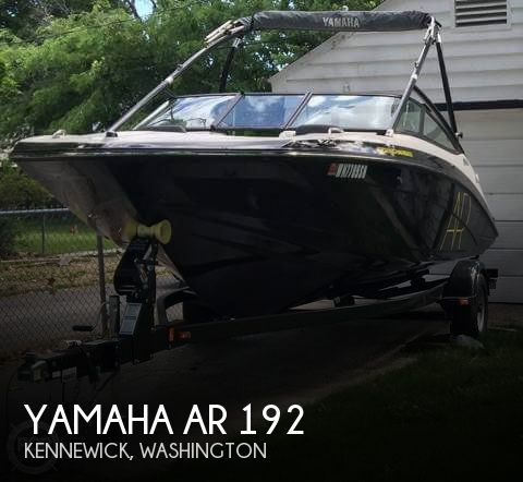 Used Boats For Sale in Kennewick, Washington by owner | 2015 Yamaha 19