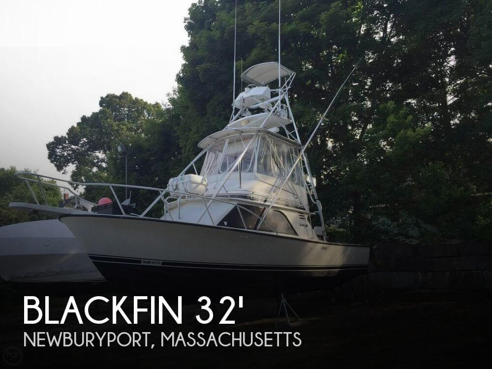 Used Blackfin Boats For Sale by owner | 1988 Blackfin 34