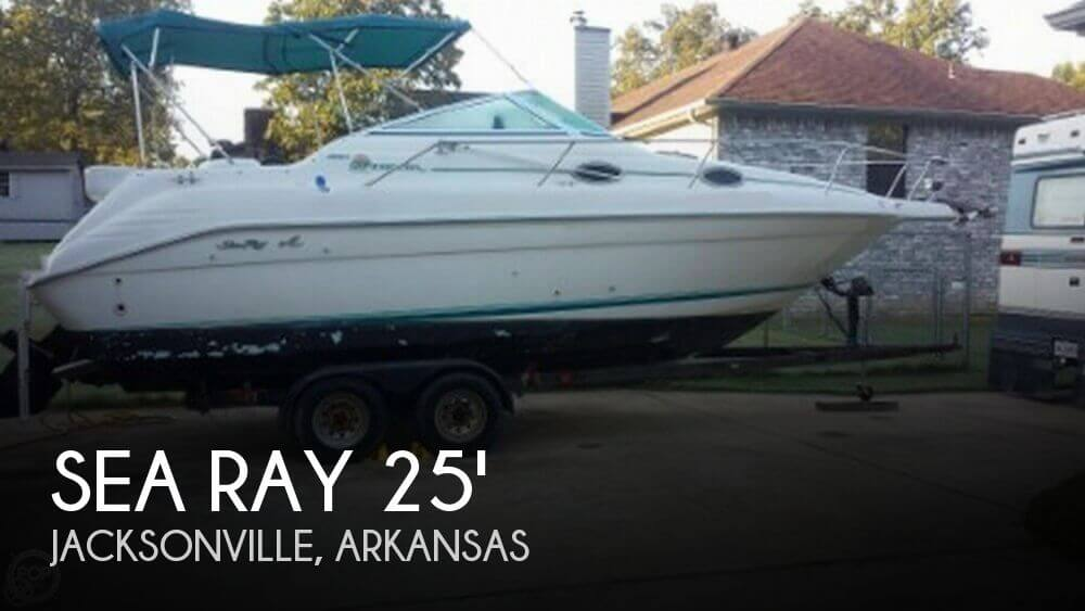 Canceled sea ray 250 sundancer boat in jacksonville ar 110762 publicscrutiny Gallery