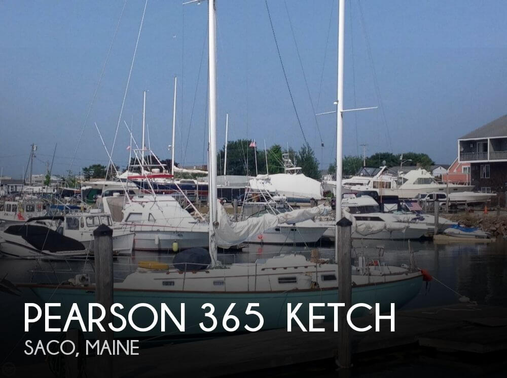 Used Pearson Sailboats For Sale by owner | 1977 Pearson 36