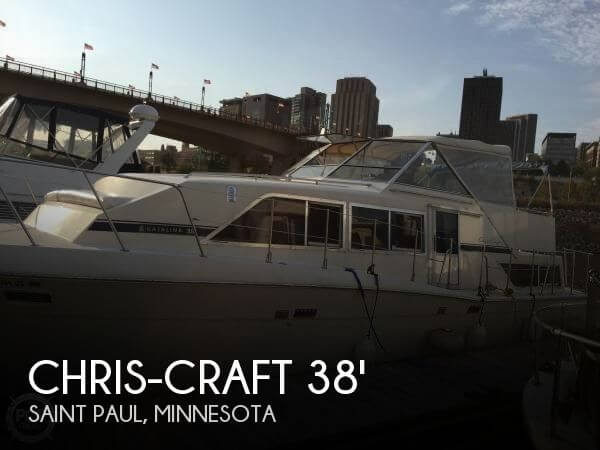 Craigslist Duluth Superior >> Chris-craft   New and Used Boats for Sale in Minnesota