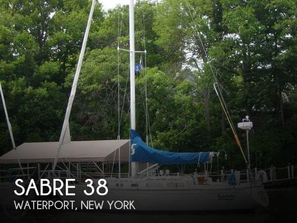 Used Sailboats For Sale in New York by owner | 1984 Sabre 38