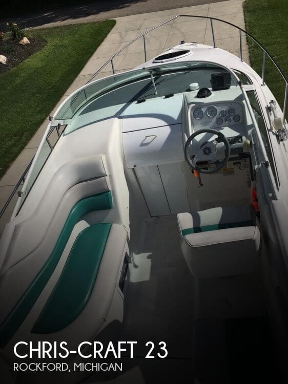 Used Chris Craft Boats For Sale in Michigan by owner | 1992 Chris-Craft 23