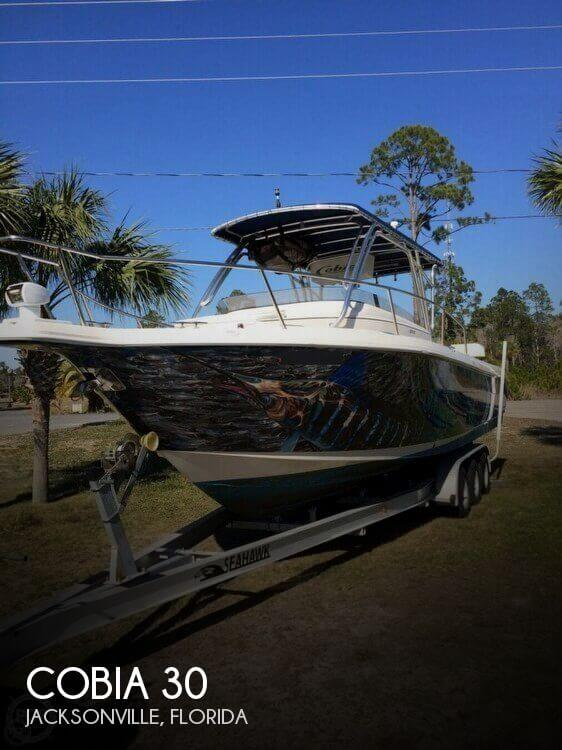 Used Cobia Boats For Sale by owner | 2007 Cobia 30