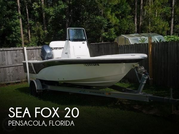 2013 Sea Fox 20 - Photo #1
