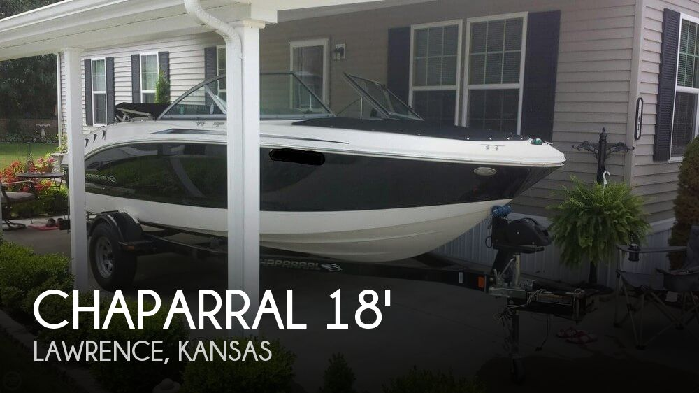 Used Boats For Sale in Kansas by owner | 2012 Chaparral 18