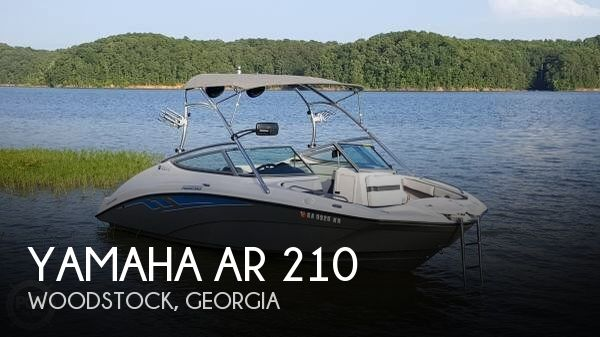 Used Ski Boats For Sale in Georgia by owner | 2015 Yamaha 20