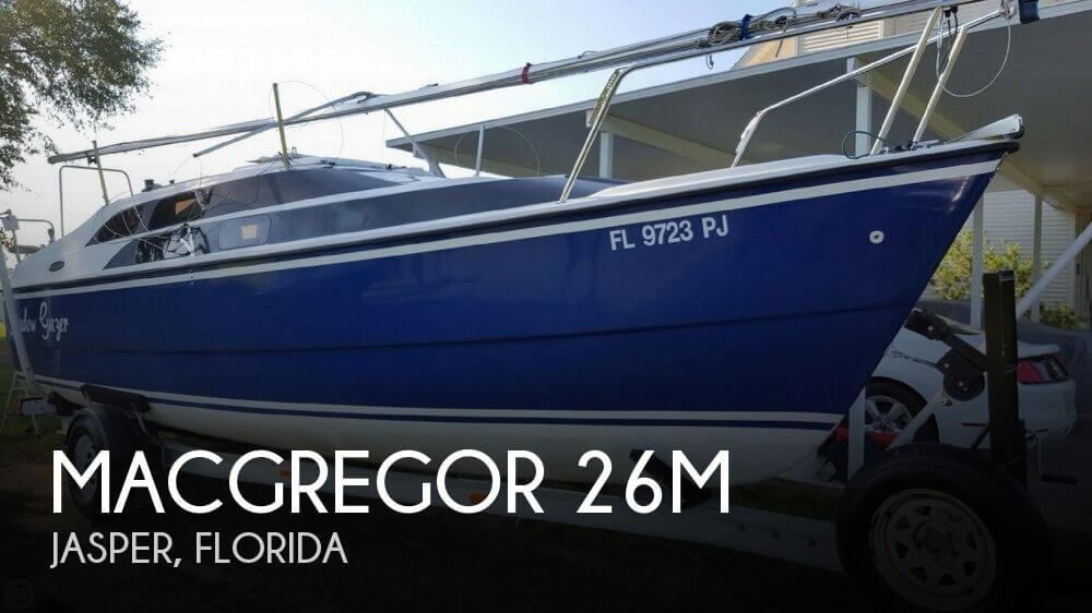 2010 MACGREGOR 26M for sale