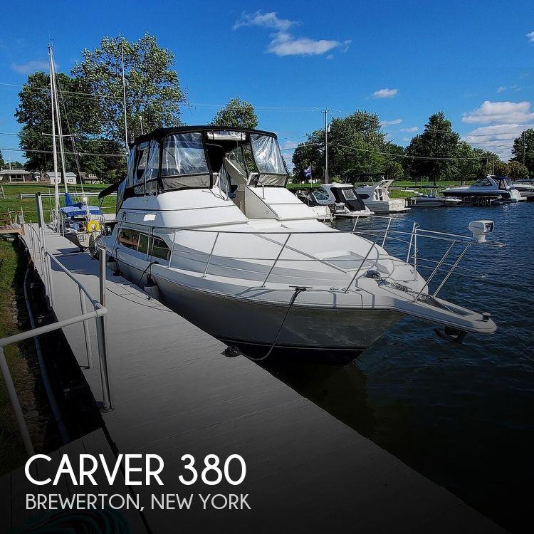 1999 CARVER 380 SANTEGO SE for sale