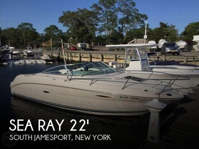 Used Sea Ray 22 Boats For Sale by owner | 2004 Sea Ray 22