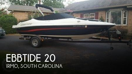 Used Ebbtide Boats For Sale by owner | 2011 Ebbtide 20