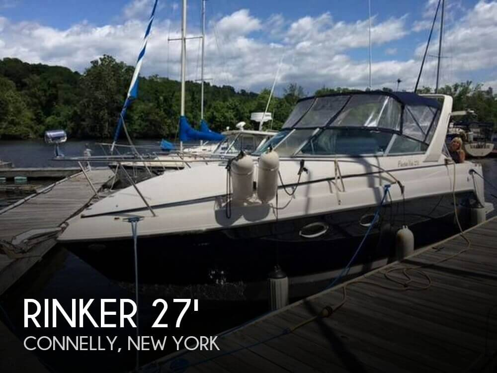 Used Rinker 27 Boats For Sale by owner   2003 Rinker 27