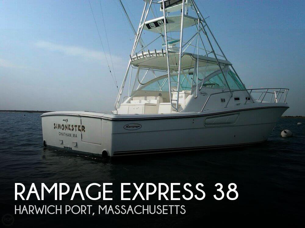 Used Rampage Boats For Sale by owner | 2001 Rampage 36