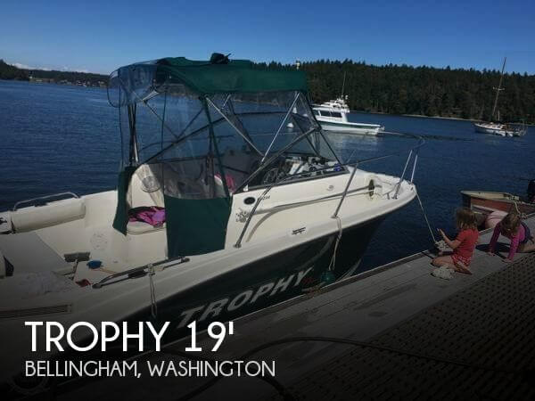 2007 TROPHY 1952 WALKAROUND for sale