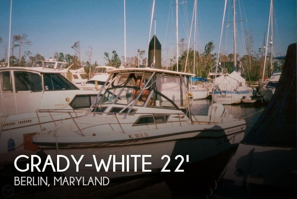1996 Grady-White 22 - Photo #1