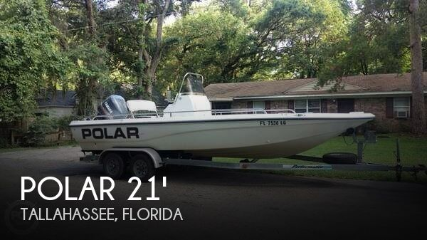 Used Polar Boats For Sale by owner | 1999 Polar 21