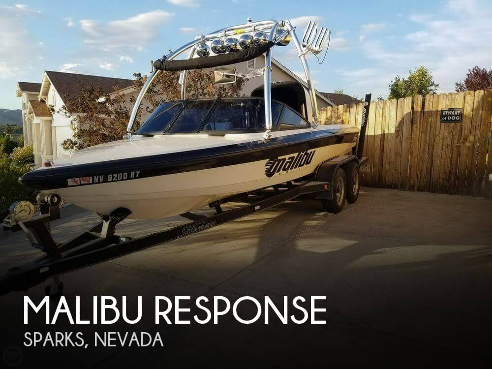 Used Boats For Sale in Reno, Nevada by owner | 1997 Malibu 20