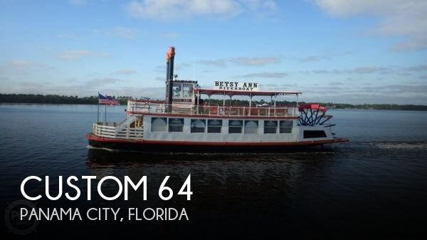 Used Custom Boats For Sale by owner | 1989 Custom 64