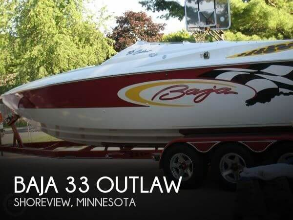 Used Boats For Sale in Minneapolis, Minnesota by owner | 2001 Baja 32