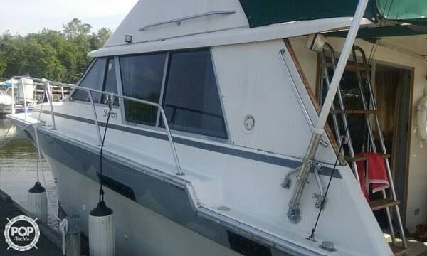 1985 silverton 34 fishing boat for sale in philadelphia pa for Fishing boats for sale in pa