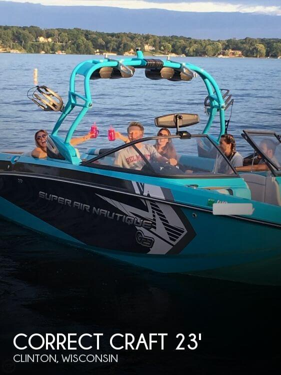 2015 Nautique 23 - Photo #1