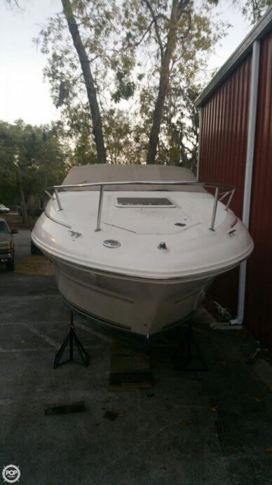 Sea Ray 245 weekender, 24', for sale - $17,000
