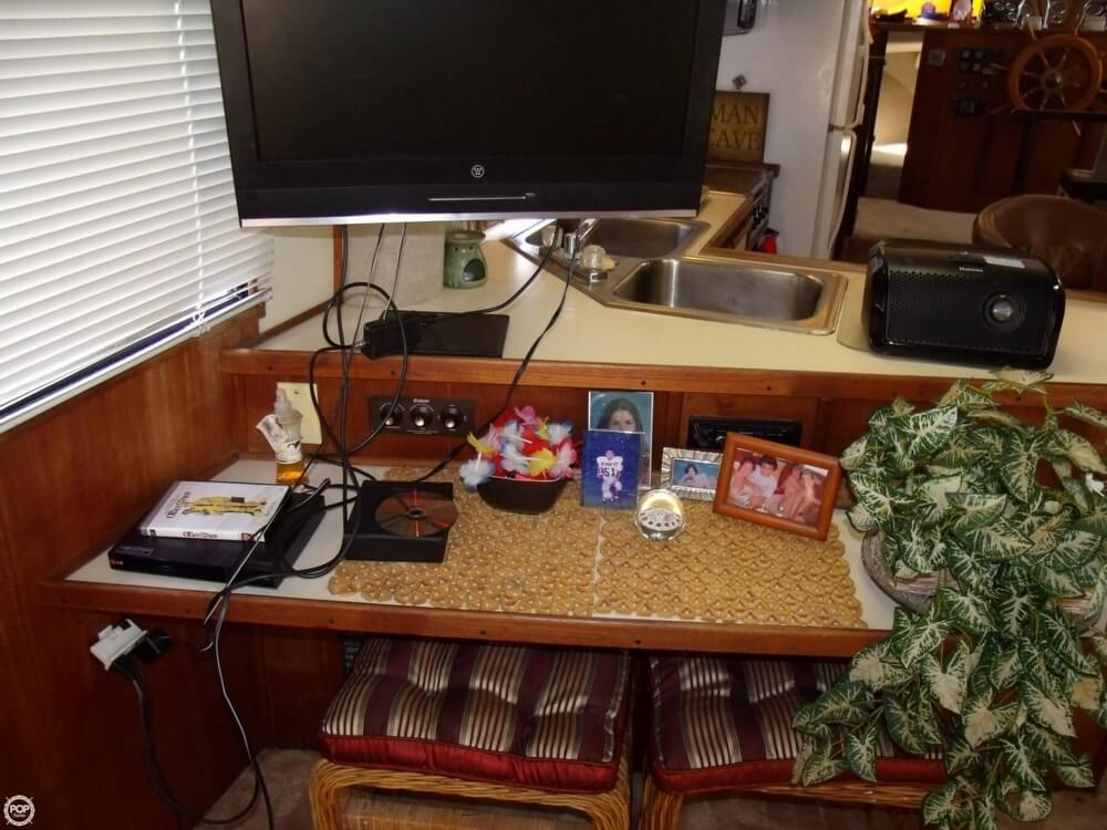 1989 Harbor Master boat for sale, model of the boat is Coastal 450 & Image # 16 of 40