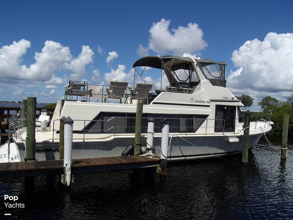 1989 Harbor Master Coastal 450 - #$LI_INDEX