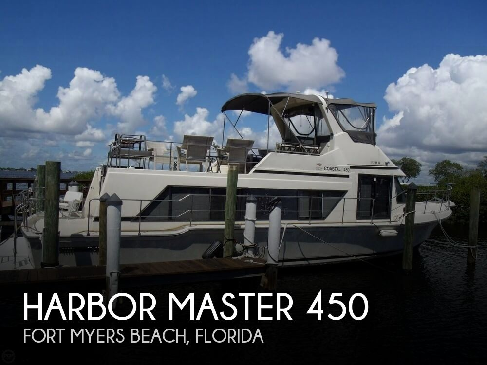 1989 Harbor Master Coastal 450