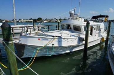 Custom 45 Pilothouse Trawler, 45', for sale - $58,000