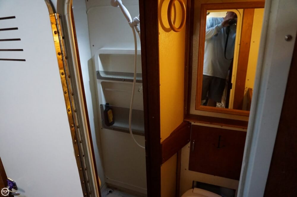 2000 Custom boat for sale, model of the boat is 45 Pilothouse Trawler & Image # 7 of 40