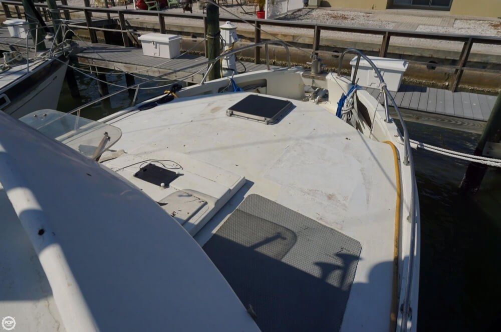 2000 Custom boat for sale, model of the boat is 45 Pilothouse Trawler & Image # 16 of 40