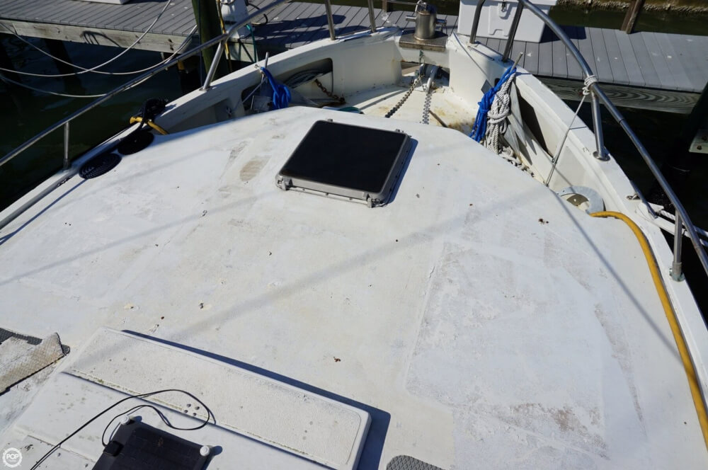 2000 Custom boat for sale, model of the boat is 45 Pilothouse Trawler & Image # 18 of 40