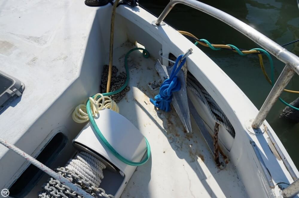 2000 Custom boat for sale, model of the boat is 45 Pilothouse Trawler & Image # 20 of 40