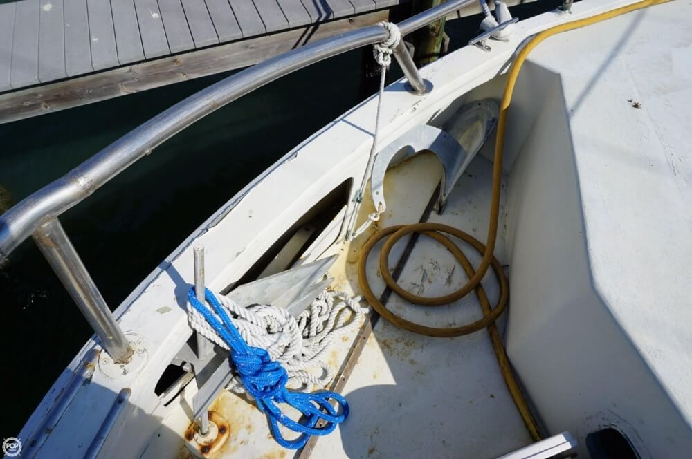 2000 Custom boat for sale, model of the boat is 45 Pilothouse Trawler & Image # 22 of 40