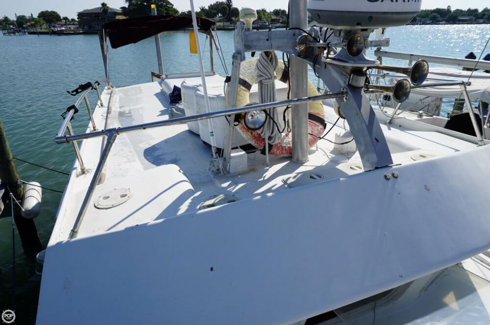 2000 Custom boat for sale, model of the boat is 45 Pilothouse Trawler & Image # 29 of 40