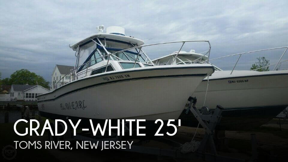 Grady white fishing boats for sale used grady white for Used fishing boats