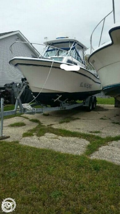 Grady-White Sailfish, 25', for sale - $19,500