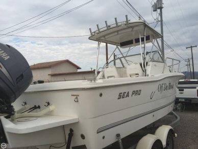 Sea Pro 235 WA, 23', for sale - $33,000