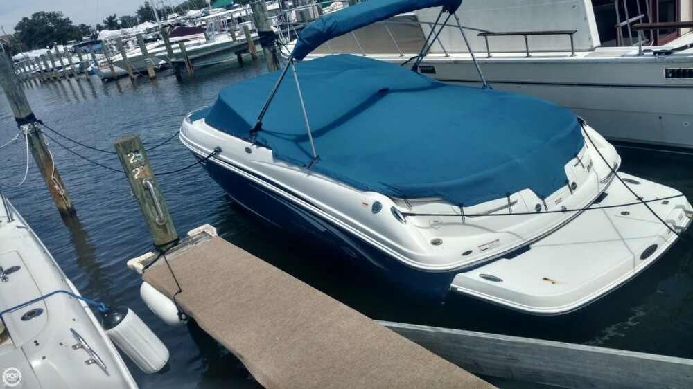 2007 Chaparral boat for sale, model of the boat is 246 SSi & Image # 2 of 40