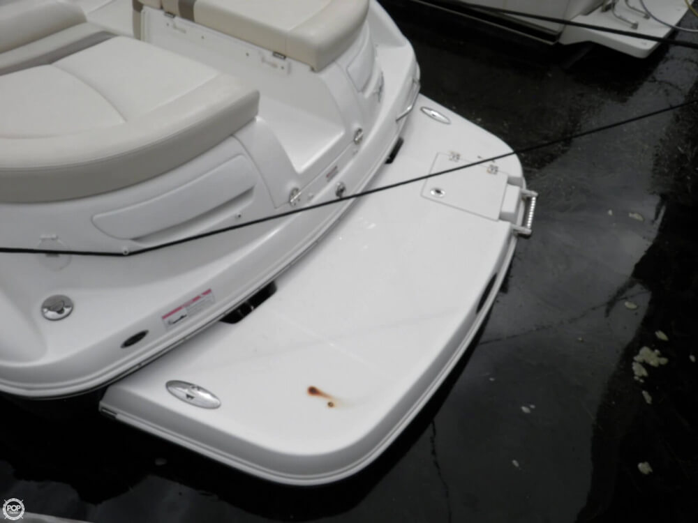 2007 Chaparral boat for sale, model of the boat is 246 SSi & Image # 16 of 40