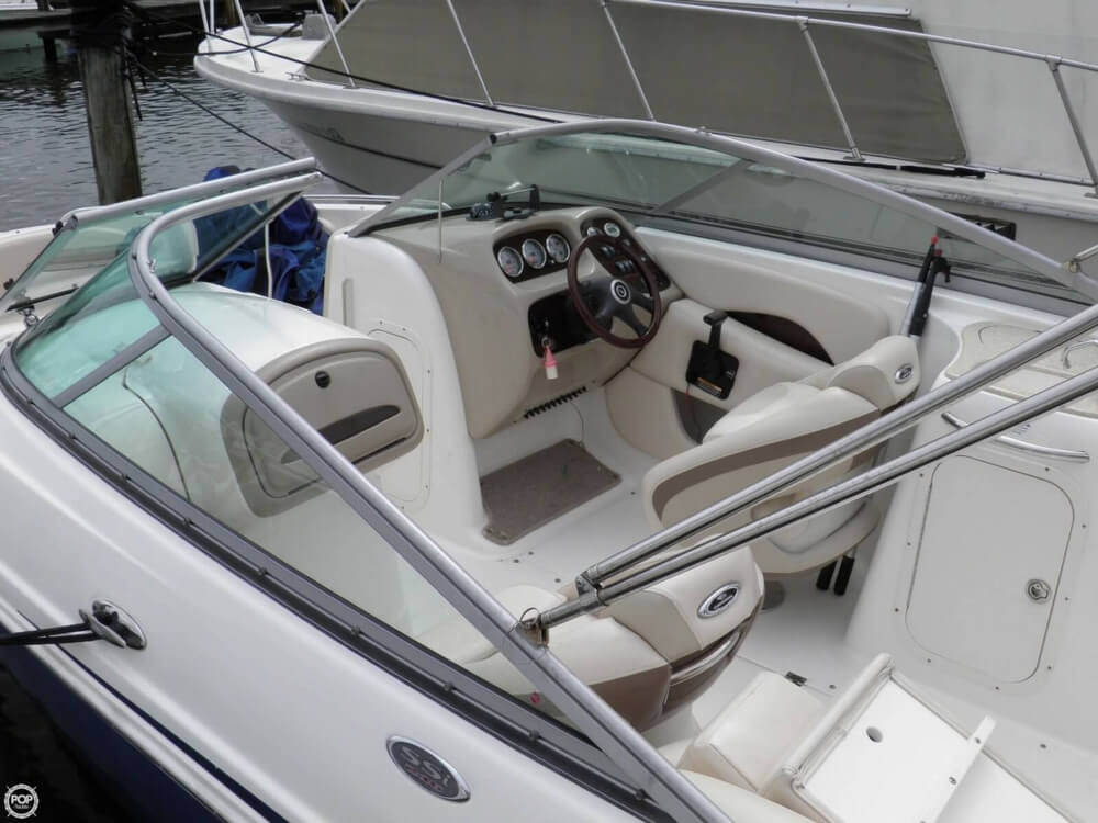2007 Chaparral boat for sale, model of the boat is 246 SSi & Image # 24 of 40