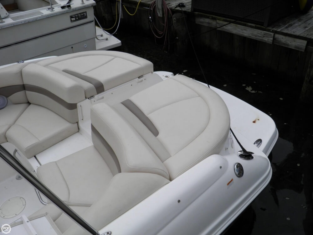 2007 Chaparral boat for sale, model of the boat is 246 SSi & Image # 30 of 40