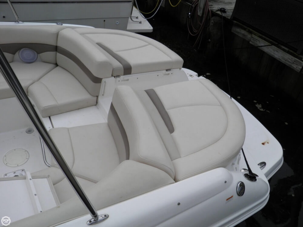 2007 Chaparral boat for sale, model of the boat is 246 SSi & Image # 32 of 40